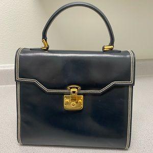 Gucci Kelly Bag, Navy Blue